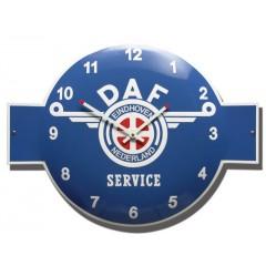 Emaille klok DAF KLD-02