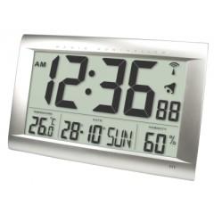 Big LCD klok